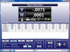 Step 4: Record Data - S-1403 Bore9 Software